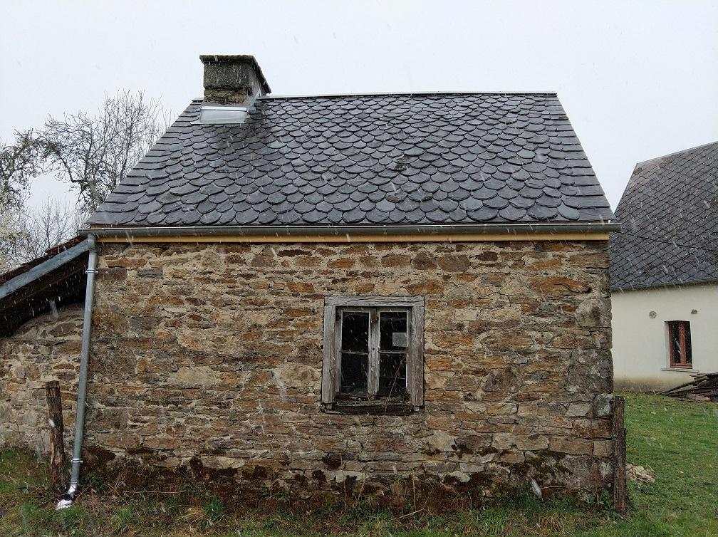 Rénovation ardoise de Correze ardoise Auvergne